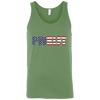 T-Shirts Leaf Green / X-Small PWRLFT Tank Top