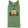 T-Shirts Leaf Green / X-Small Sumo Life Tank Top