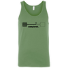 T-Shirts Leaf / X-Small Loading Barbell Tank Top