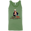 T-Shirts Leaf / X-Small Uncle Sam Tank Top