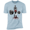 T-Shirts Light Blue / X-Small Dead Man's Lift XC Tee