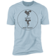 T-Shirts Light Blue / X-Small Full Depth XC Tee