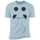 T-Shirts Light Blue / X-Small Iron Smiley XC Tee
