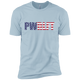T-Shirts Light Blue / X-Small PWRLFT XC Tee