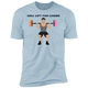 T-Shirts Light Blue / X-Small Will Lift For Carbs (Donuts) XC Tee