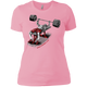 T-Shirts Light Pink / X-Small Dead Man's Bench Women's XC Tee