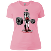 T-Shirts Light Pink / X-Small Dead Man's Lift Women's XC Tee