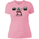 T-Shirts Light Pink / X-Small Dead Man's Squat Women's XC Tee