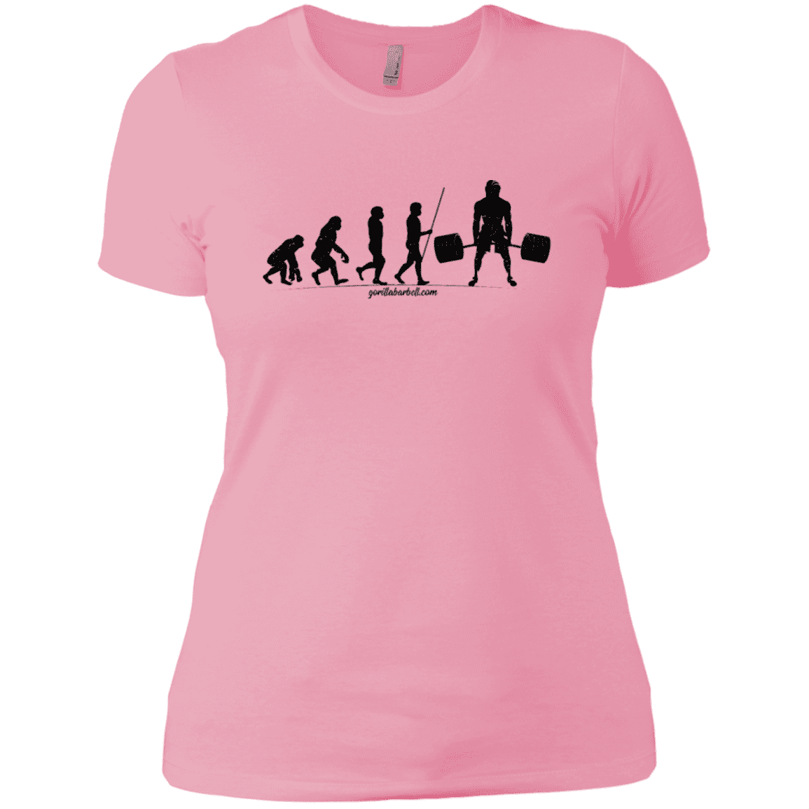 T-Shirts Light Pink / X-Small Evolution Women's XC Tee