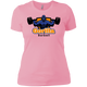 T-Shirts Light Pink / X-Small Gorilla Barbell Women's XC Tee