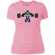 T-Shirts Light Pink / X-Small Gorilla Bench Women's XC Tee
