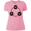 T-Shirts Light Pink / X-Small Holy Trinity Women's XC Tee