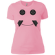 T-Shirts Light Pink / X-Small Iron Smiley Women's XC Tee