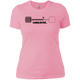 T-Shirts Light Pink / X-Small Loading Barbell Women's Extra Comfort Tee