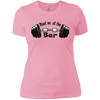 T-Shirts Light Pink / X-Small Meet Me At The Bar Women's XC Tee