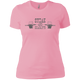 T-Shirts Light Pink / X-Small Steak And Deadlifts Women's XC Tee