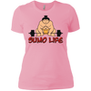 T-Shirts Light Pink / X-Small Sumo Life Women's XC Tee