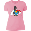 T-Shirts Light Pink / X-Small SuperRilla Women's Extra Comfort Tee