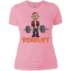 T-Shirts Light Pink / X-Small Undeadlift Women's XC Tee