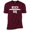 T-Shirts Maroon / X-Small Bench Day XC Tee