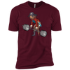T-Shirts Maroon / X-Small Captain HookGrip XC Tee