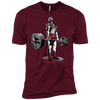 T-Shirts Maroon / X-Small Dead Man's Lift XC Tee