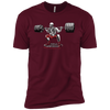 T-Shirts Maroon / X-Small Dead Man's Squat XC Tee