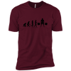 T-Shirts Maroon / X-Small Evolution XC Tee