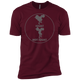 T-Shirts Maroon / X-Small Full Depth XC Tee