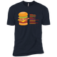 T-Shirts Midnight Navy / X-Small Anatomy Of A Burger XC Tee