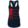 T-Shirts Midnight Navy / X-Small Bulking Season Racerback Tank