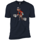 T-Shirts Midnight Navy / X-Small Captain HookGrip XC Tee