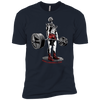 T-Shirts Midnight Navy / X-Small Dead Man's Lift XC Tee