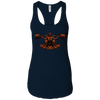 T-Shirts Midnight Navy / X-Small Devil's Squat Women's Racerback Tank