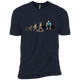 Evolution (Colored) Men's Extra Comfort Tee