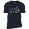 T-Shirts Midnight Navy / X-Small Grip And Rip XC Tee