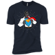 T-Shirts Midnight Navy / X-Small SuperRilla Men's Extra Comfort Tee