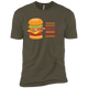 T-Shirts Military Green / X-Small Anatomy Of A Burger XC Tee