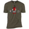 T-Shirts Military Green / X-Small Beast Mode XC Tee