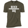 T-Shirts Military Green / X-Small Bench Day XC Tee