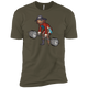 T-Shirts Military Green / X-Small Captain HookGrip XC Tee