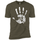 T-Shirts Military Green / X-Small Chalk Up! XC Tee