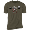 T-Shirts Military Green / X-Small Dead Man's Squat XC Tee