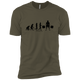 T-Shirts Military Green / X-Small Evolution XC Tee