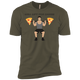 T-Shirts Military Green / X-Small ?? XC Tee