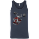 T-Shirts Navy / X-Small Dead Man's Bench Tank Top