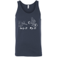 T-Shirts Navy / X-Small Grip And Rip Tank Top