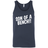 T-Shirts Navy / X-Small Son Of A Bench!! Tank Top