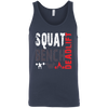 T-Shirts Navy / X-Small Squat Bench Deadlift Tank Top