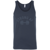T-Shirts Navy / X-Small Strong AF Tank Top